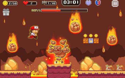 Super Jim Jump - pixel 3d 3.5.5002 Screenshots 23