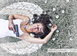 Photo: If only we all had a Guardian Angel  but some have fallen like us.