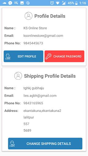 Ksonline store App Preview 8