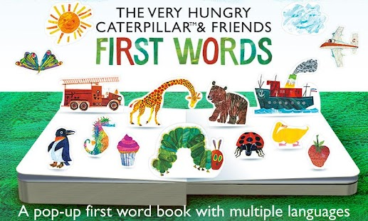 Caterpillar – First Words- screenshot thumbnail