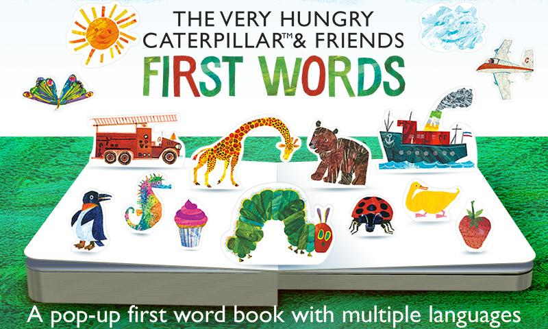 The Very Hungry Caterpillar - First Words- screenshot