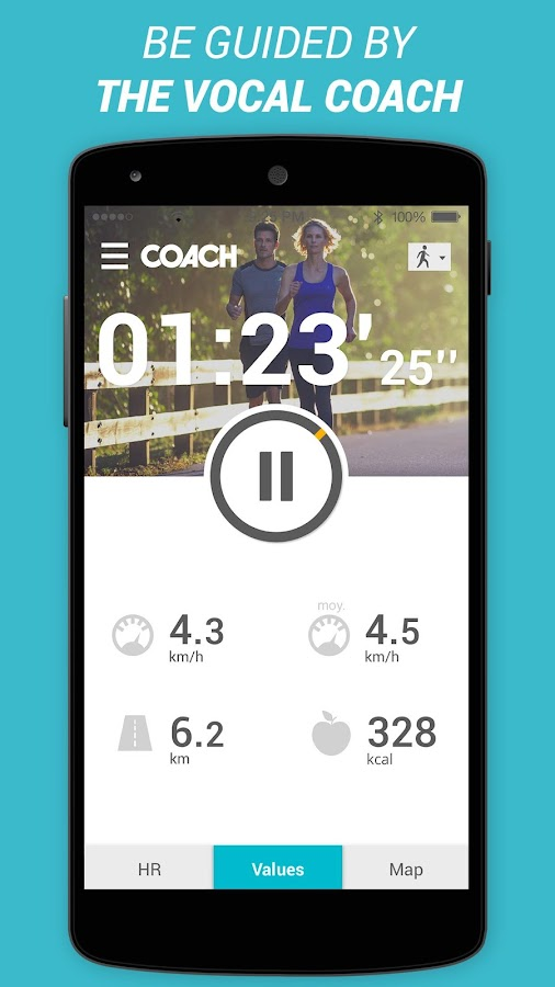 Decathlon Coach - Running, Walking, Fitness, GPS- screenshot