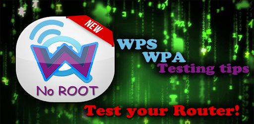 Free WPS WPA Testing tips app (apk) free download for Android/PC/Windows
