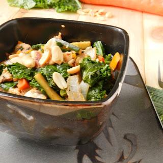 Szechuan-style White Fish Noodle Bowl.
