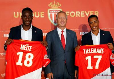 Un club belge pour relancer Meïté? Monaco pourrait être intéressé