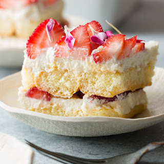Mascarpone Ladyfingers Strawberries Recipes