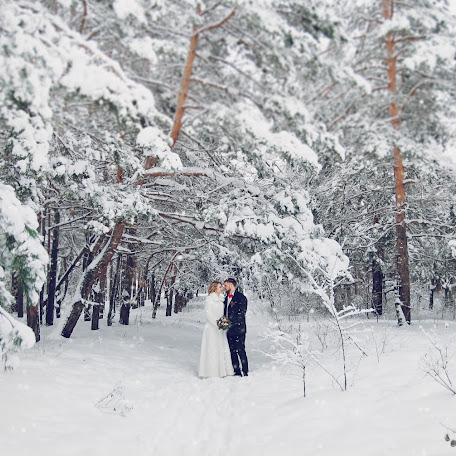 Wedding photographer Yuliya Yarysheva (Julia-Yarysheva). Photo of 19.01.2018