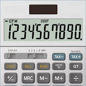 Calculator - Casio MS-120BM Emulator