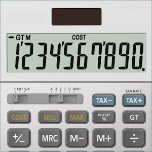 Calculator - Casio MS-120BM Emulator APK Download for Android