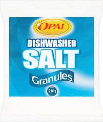 Opal Dishwasher Salt Granules