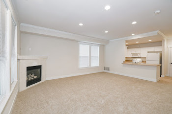 Go to F2 - One Bed Townhome Floorplan page.