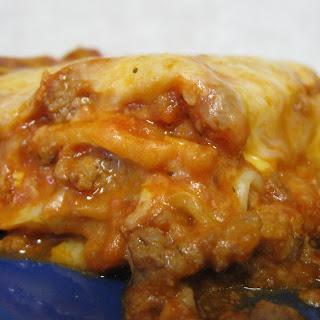 Amanda's Venison Lasagna