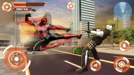 Flying Hero Super City Rescue Missions 1.1 screenshots 1