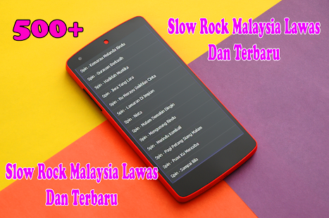 Slow Rock Malaysia Lawas (500+) - náhled
