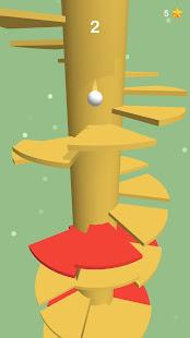 Spiral Jump – Spiral Jumping Ball 4