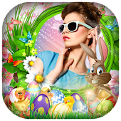 Easter Photo Frame Editor 2017