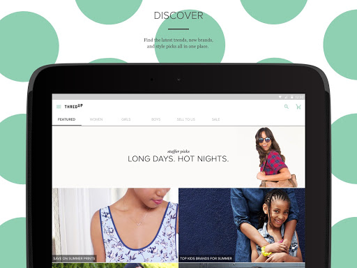 thredUP - Shop + Sell Clothing screenshot 5