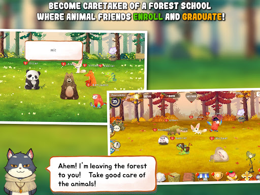 Animal Forest : Fuzzy Seasons (Start Pack Edition)  screenshots 14