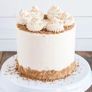 Cookie Butter Cake Recipe