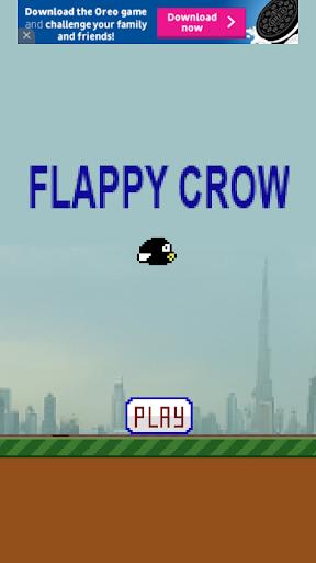Flappy Crow Dubai