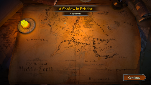 The Lord of the Rings: Journeys in Middle-earth 1.2.3 screenshots 2
