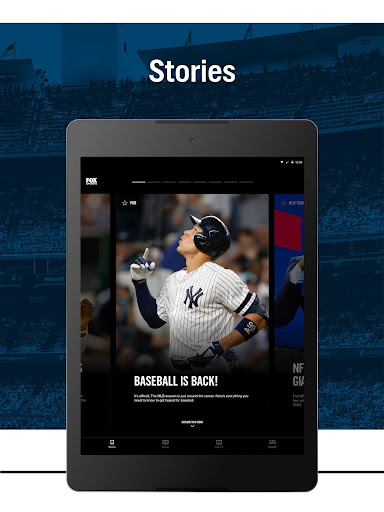 FOX Sports: Latest Stories, Scores & Events screenshots 15