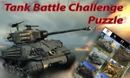Tank Battle Challenge: Puzzle