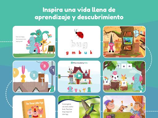 Khan Academy Kids: Juegos y libros gratuitos screenshot 9