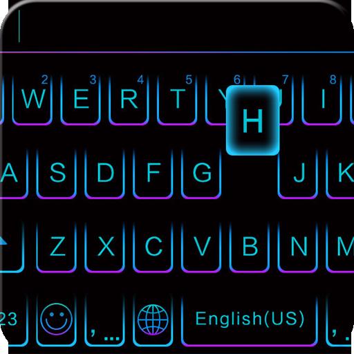 FlawlessAmethyst KeyboardTheme Icon