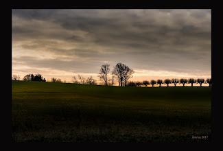 Photo: Landschaft in MV im Winter