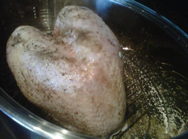 Brined & Roasted Turkey Breast Recipe