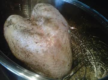 Brined & Roasted Turkey Breast