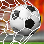 Football Penalty Strike Icon