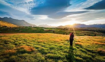 Photo: Here is the great +Karen Huttonin New Zealand ! :)