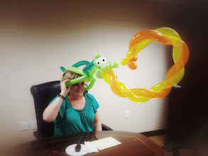 Photo: Happy Birthday to Mercantile Capital Corporation's Construction Coordinator, Lisa!
