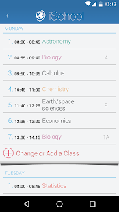 iSchool- screenshot thumbnail