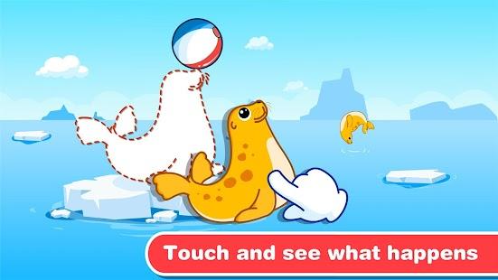 Baby Panda's Animated Stickers - náhled