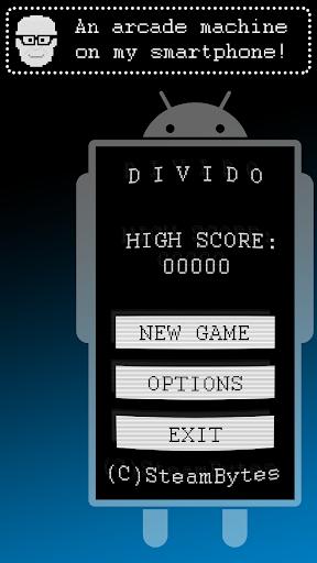 DIVIDO - Retro Math Puzzle