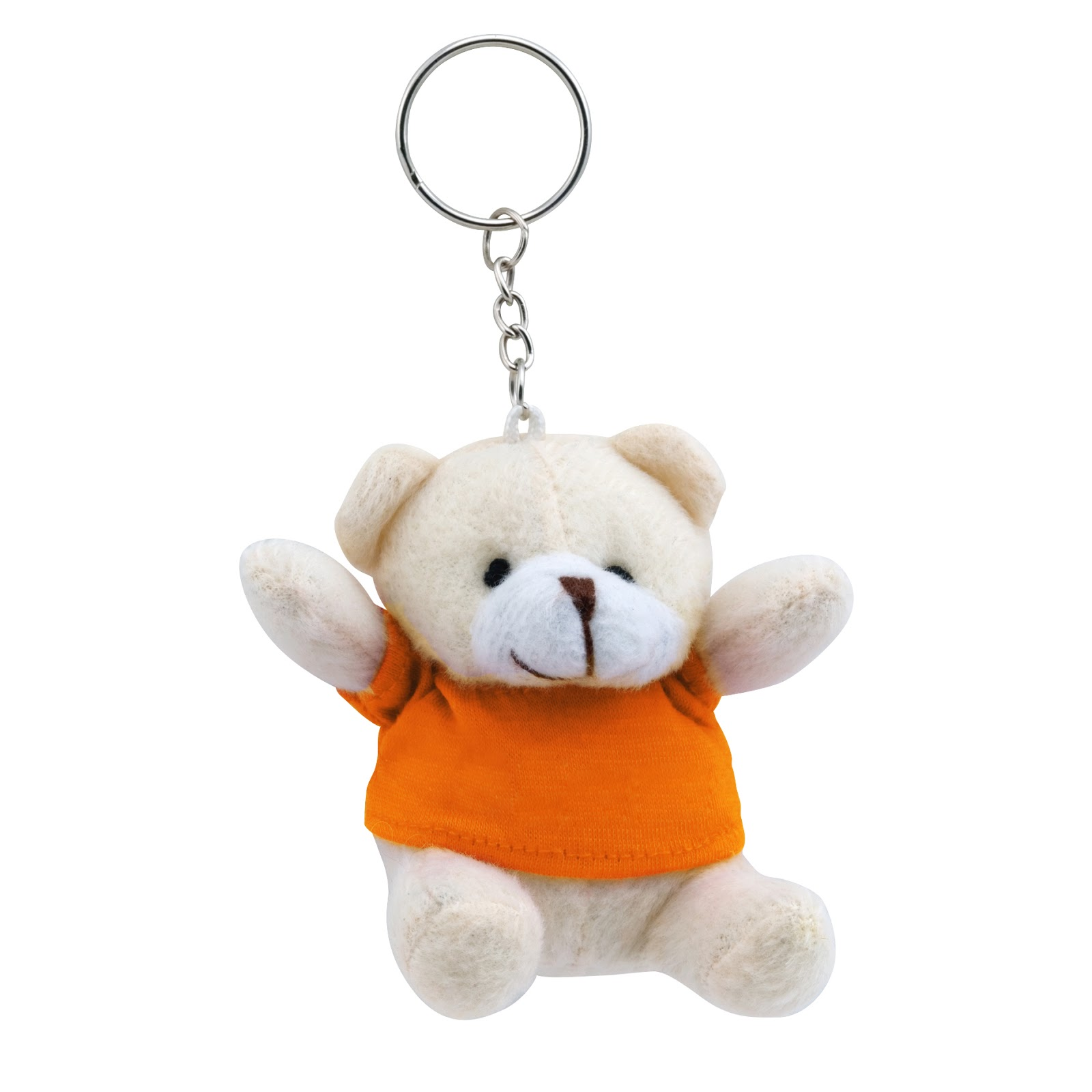 Keyring with Mini Teddy  2895bcf0ea03