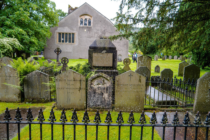 Wordsworth Gravesite