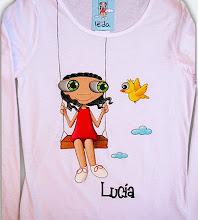 Photo: Camiseta algodón 100 % personalizada pintada a mano.  Las realizado por encargo, los precios  varian en función de talla, tipo de ilustración y color de la camiseta. lavar en agua fría