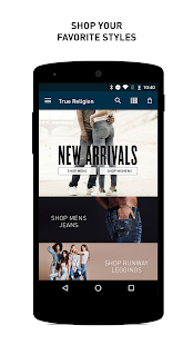 True Religion Brand Jeans- screenshot thumbnail