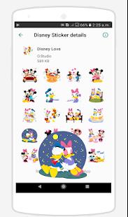 Download WAStickerApp - Disney Cartoon sticker For PC Windows and Mac apk screenshot 2
