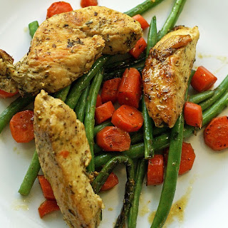 Tarragon Citrus Chicken