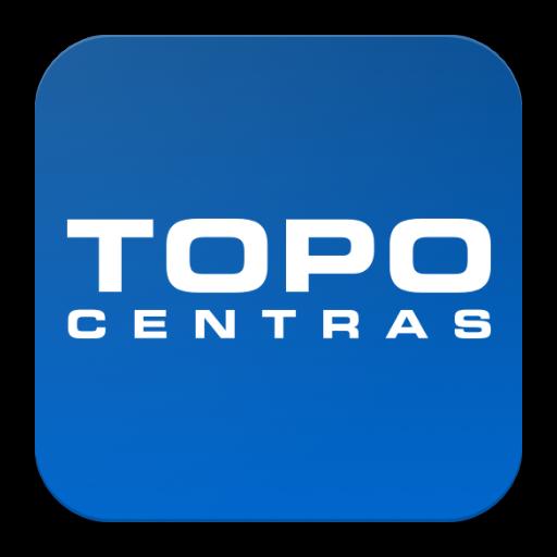 TOPO CENTRAS patogaus pirkimo aplikacija