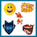 Send Stickers icon