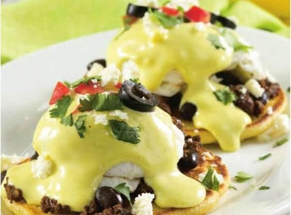 Southwest Eggs Benedict Recipe
