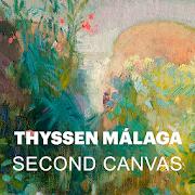 Second Canvas Thyssen Malaga