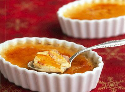 Orange Creme Brulee Recipe