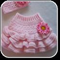 Crochet Baby Dress icon